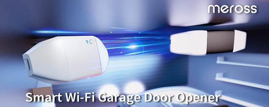 meross Smart Garage Door Opener Remote Works With SmartThings