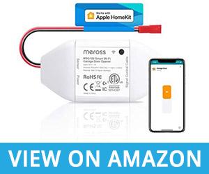 meross Smart Garage Door Opener Remote