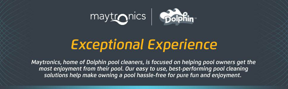 DOLPHIN Proteus DX3 Automatic Robotic Pool Cleaner Review