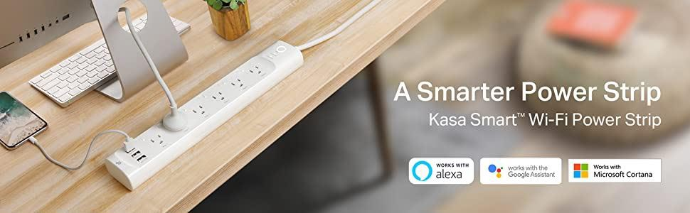 Kasa Smart Plug Power Strip HS300