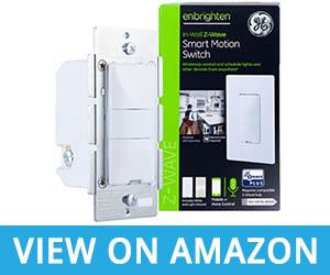GE Enbrighten Smart Motion Sensor Light Switch