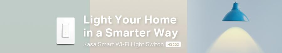 Kasa Smart Light Switch HS200