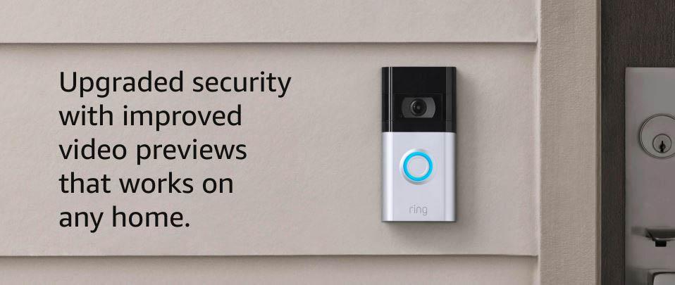 Ring Video Doorbell 4 (2021 release)