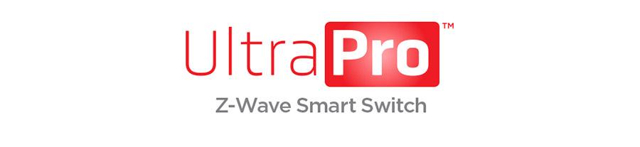 UltraPro Z-Wave Plus Smart Light Switch