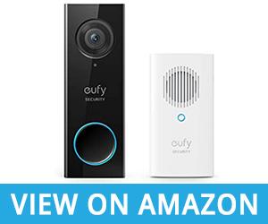 eufy Security HD 1080p-Grade Wi-Fi Video Doorbell